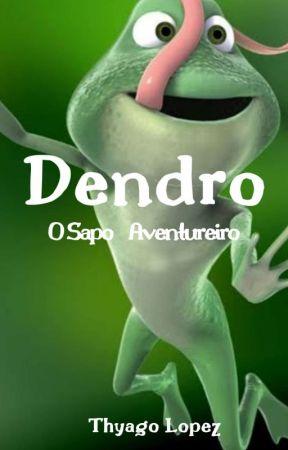 Dendro, O Sapo Aventureiro by ThyagoLopez