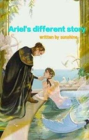 Ariel's different story  by Shine8423