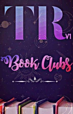 TRBookClub(On July Break) by _Togetherasone_