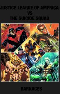 Justice League of America vs the Suicide Squad cover