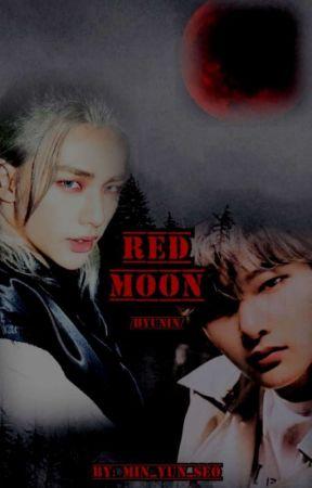 Red Moon ʰʸᵘⁿⁱⁿ by Min_Yun_Seo