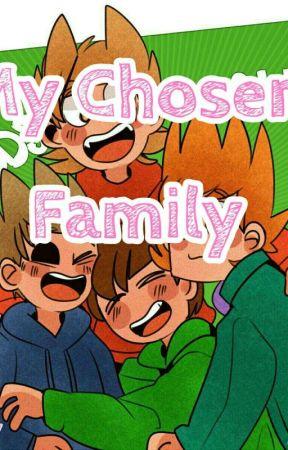 My Chosen Family~~Eddsworld X Reader by Marlinthedragon