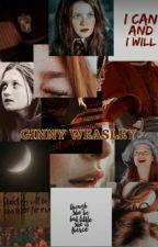 she  -  Ginevra Weasley by 504-Dracoshoe