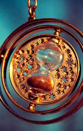 In Time by Ninjettey