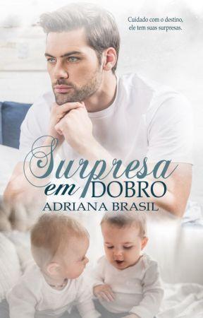Surpresa em dobro - Completo Amazon by adrianaramosbrasil