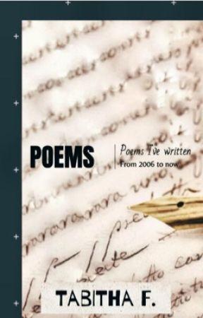 Poems I've Written by sumakittycats