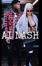 AI Nash by 4kthotianna
