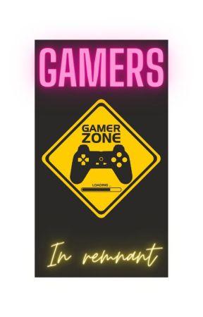RWBY x Gamer by SeanDanielBarro