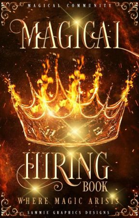 ✸Magical Hiring Book✸[OPEN] by Magical_Community