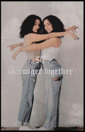 Stronger Together by 0FirstNameLastName0