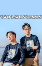 Two-Line Stories by lovely2setter