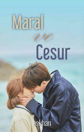 Maral & Cesur | Yarı Texting by Asli_Han1453