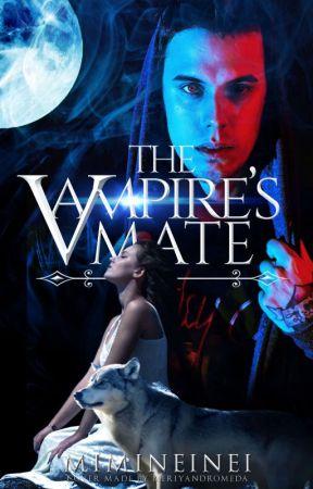 The Vampire's Mate (English Version) by ElaineMaeFLorBismar