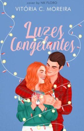 Luzes Congelantes   CONCLUÍDA by vitoriacmoreira