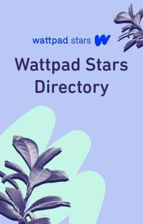 Wattpad Stars Directory by WattpadFilipino