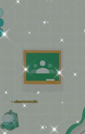 𝗖𝗹𝗮𝘀𝘀𝗿𝗼𝗼𝗺𝗰𝗶𝘁𝗼 ☞︎︎︎☜︎︎︎ by _Classroom_