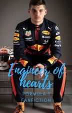 Engineer of hearts / Max Verstappen by Kaunaitea