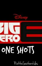 Big Hero 6 x Reader One Shots by RioftheSouthernIsles