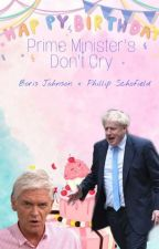 Prime Minister's Don't Cry by serpentlingua