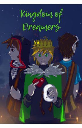 Kingdom of Dreamers (Dream SMP Kingdom au) by Weromika3