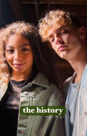 The Story Of Us | Beauany  by anysIoyaI
