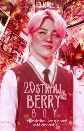 2D Strawberry Boy • pjm + jjk by Oushe-
