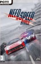 Stripe Pea Racing X Need For Speed Rivals by Gamingfan1935
