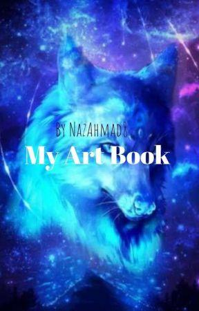 My Art Book by NazAhmad8