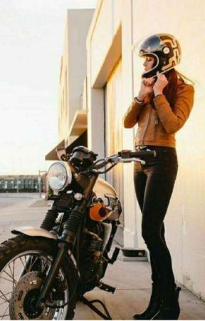 Jenna & Tommy: Biker Gang by ChloeCastello