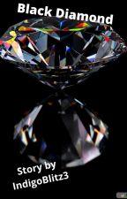 Black Diamond by IndigoBronyBlitz