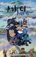Ash of Aura by AnimePokemonWorld