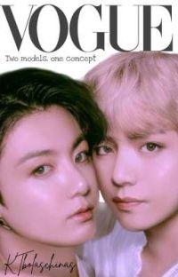 ღTwo models, one concept 래 |¡kooktae!  cover