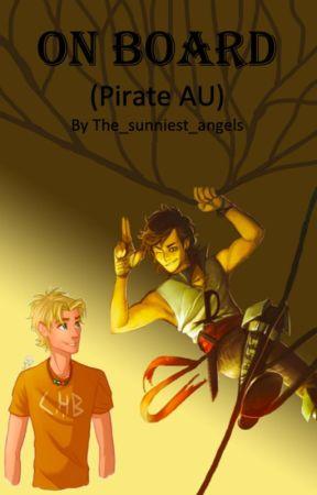 On Board (Pirate AU) by LoV_Mom