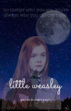 Little Weasley by mia-moony