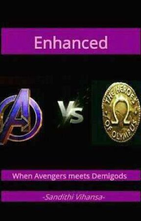 Enhanced - A HoO And Marvel Crossover by Shadow_hunter_3
