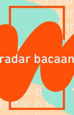 Radar Bacaan by WattpadIndonesia