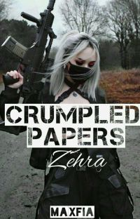 CRUMPLED PAPERS (Zehra) cover