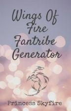 WOF Fantribe Generator by PrincessSkyfire