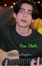 One shots. Aidan Gallagher  by DallyFernndez
