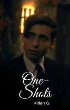 One shots. Aidan Gallagher by DallyFernndez