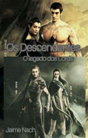 Os Descendentes - O legado by JaimeElavoco