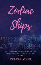 Zodiac Ships ONESHOT [ongoing] by D1N0s4U_R
