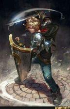 RWBY: Master Of Aura by PrimalDragonKing