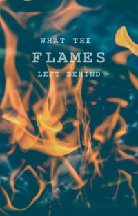 What the Flames Left Behind cover