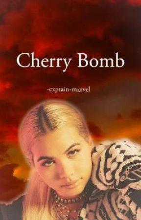 cherry bomb || stranger things || by -cxptain-mxrvel