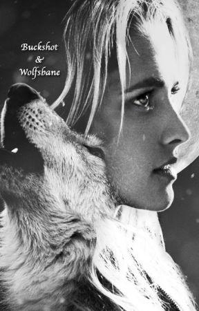Buckshot & Wolfsbane by BeyondTheHorizonHope