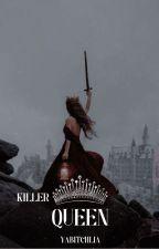 KILLER QUEEN ⇀ 「JOHN CONSTANTINE」 by yabitchlia