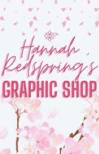 Hannah Redspring's Graphic Shop by Hannah_Redspring_