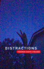 distractions (todoroki shoto x f!reader) by punchawall