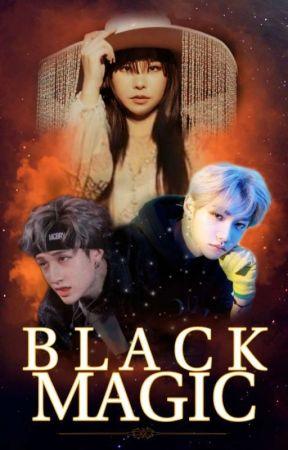 Black Magic || Chanlix by strayradish_